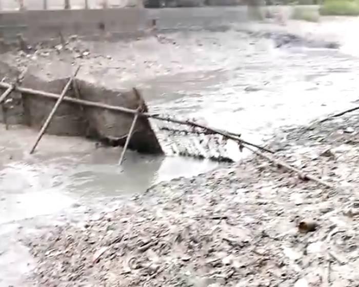水库湖泊清淤施工视频
