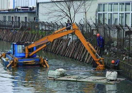 城市河道清淤疏浚需要具备哪些条件