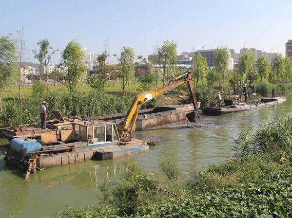 为什么要实施河道清淤?河道清淤工程有哪些好处?