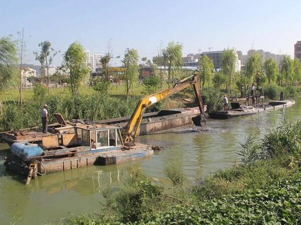 <b>河道生态过度强调景观而不在意生态的完整性</b>