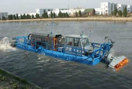绞吸式河道清淤船具体有哪些优势