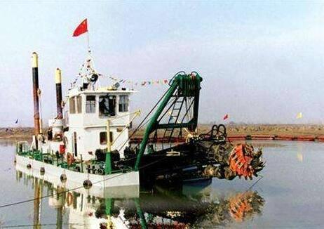 什么是河道清淤船?河道清淤船的工作方式